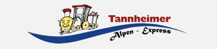 Tannheimer Alpenexpress Logo